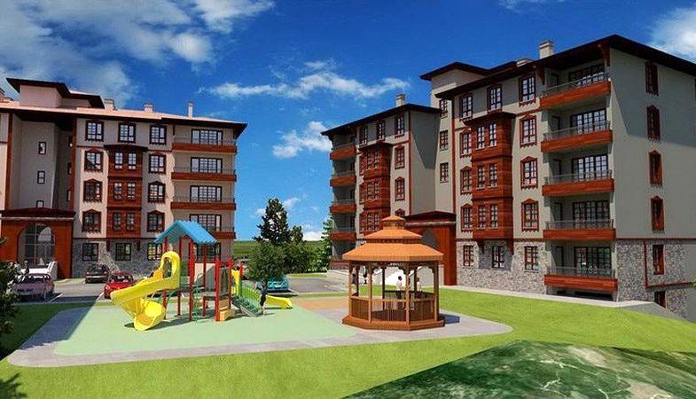 TOKİ Kastamonu Örencik'te 316 konut inşa edecek