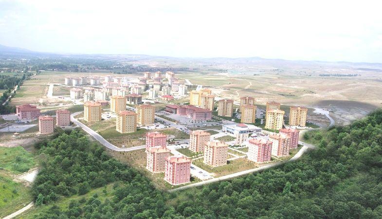 TOKİ Kütahya İnköy projesinin kuraları çekiliyor