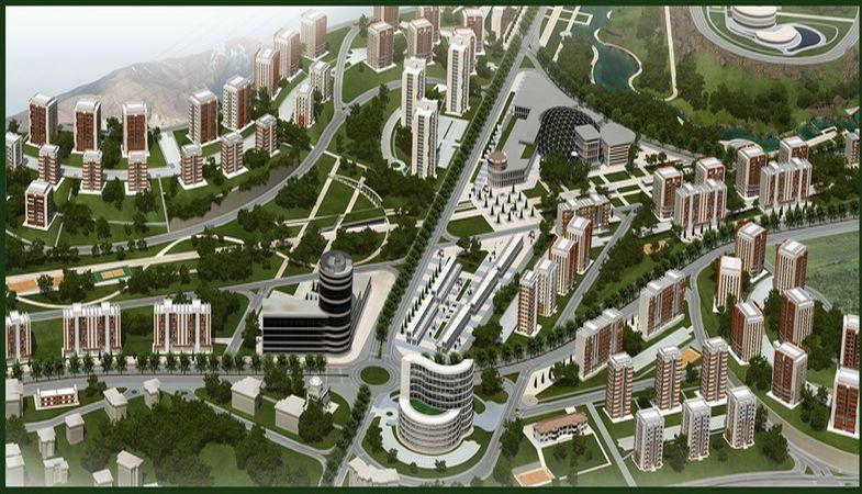 TOKİ Niğde kentsel dönüşüm projesinin 3. etabına başlayacak