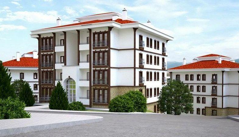 TOKİ Zonguldak'ta 110 konut inşa edecek