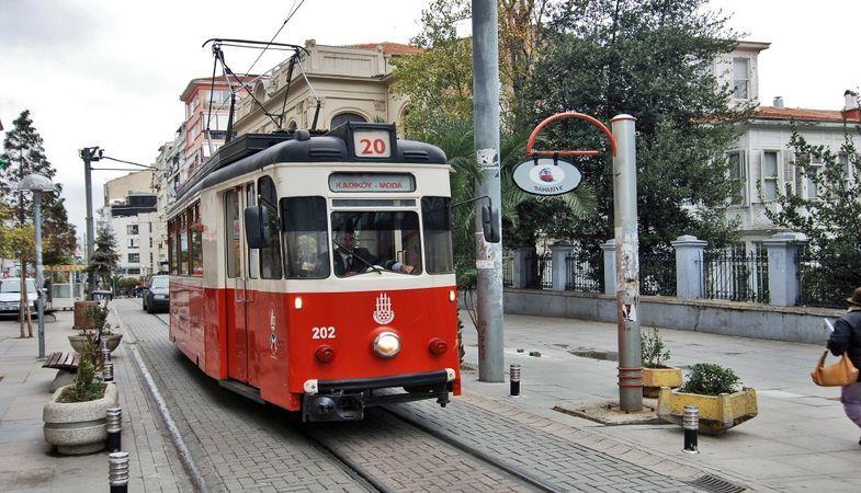 Üsküdar Harem arasında nostaljik tramvay yapılacak
