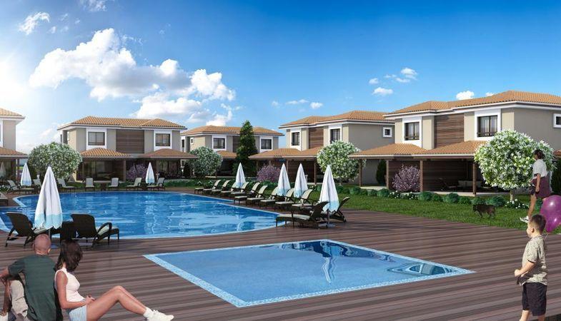 Zeus Park Prestij 470 bin TL'ye villa sahibi yapıyor