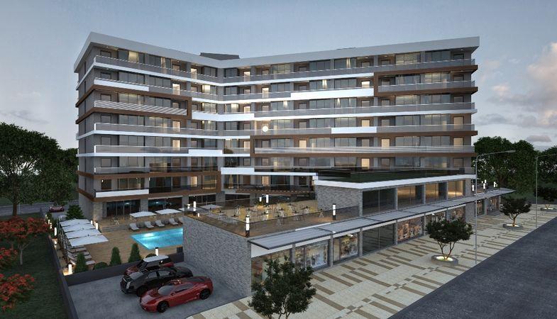 Ege Nova Suite Çiğli'de renkli bir yaşam alanı kuruyor