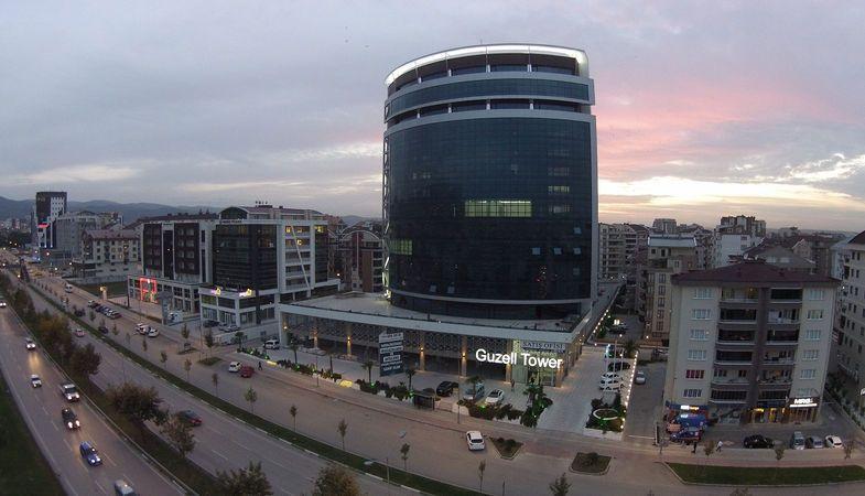 Guzell Tower ofisleri 340 bin TL'den başlıyor