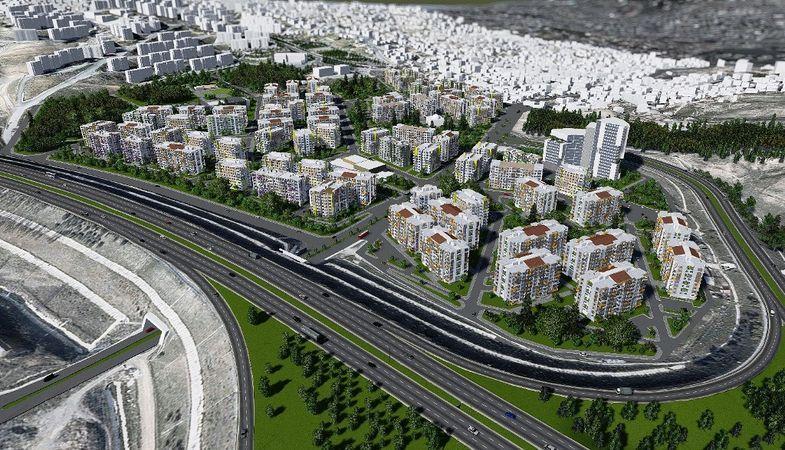 İzmir Belediyesi Uzundere'de kat karşılığı kentsel dönüşüm yapacak