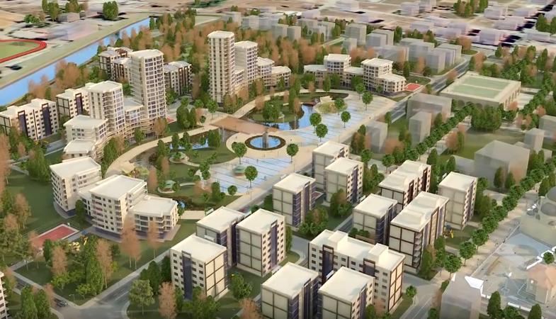 Kahramankazan'da 2 mahalle kentsel dönüşüme girecek