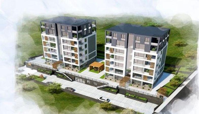 Kayapa Şehir Evleri fiyatları 355 bin TL'den başlıyor