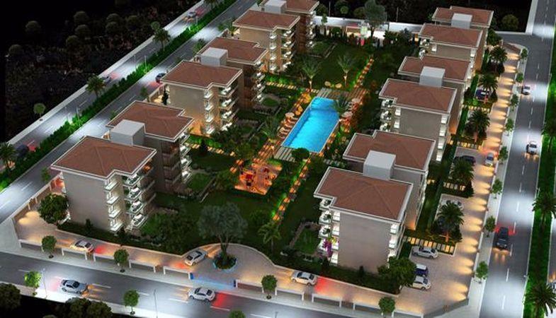 Mia Garden Menderes projesi İzmir'in yükselen değeri Gaziemir'de kuruluyor