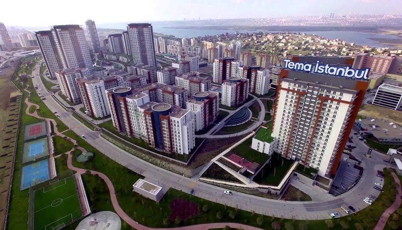 Tema İstanbul Bahçe projesi satışa çıktı