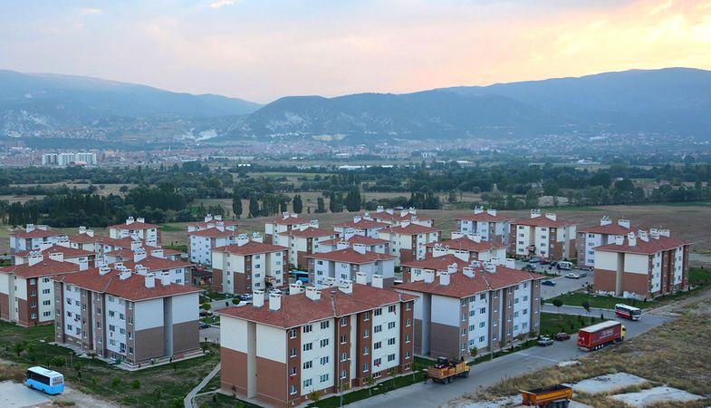 TOKİ Kütahya İnköy projesi kura sonuçları açıklandı