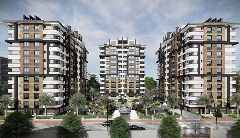 Akkent Royal projesiyle Antakya'da seçkin bir yaşam alanı doğuyor