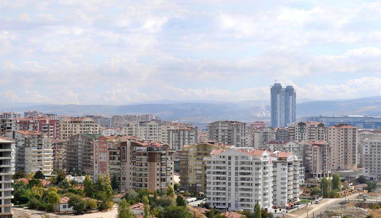Ankara Büyükşehir Belediyesi 170 milyon TL'lik 22 arsa satacak