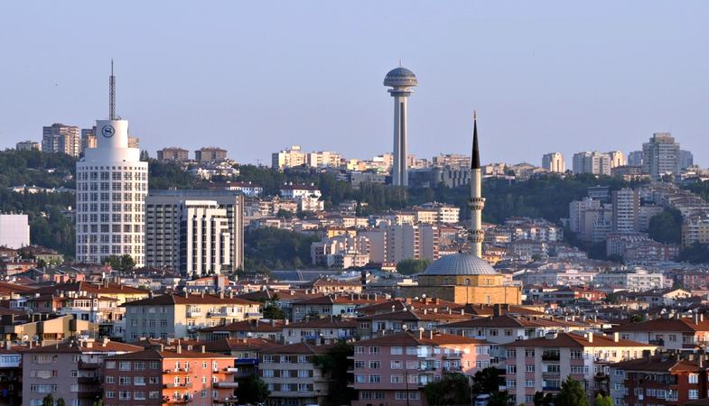 Ankara Etimesgut'ta imar planı değişikliği yapıldı