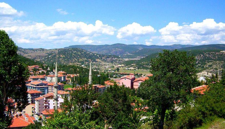 Ankara Kızılcahamam'da 8 arsa satışa çıktı