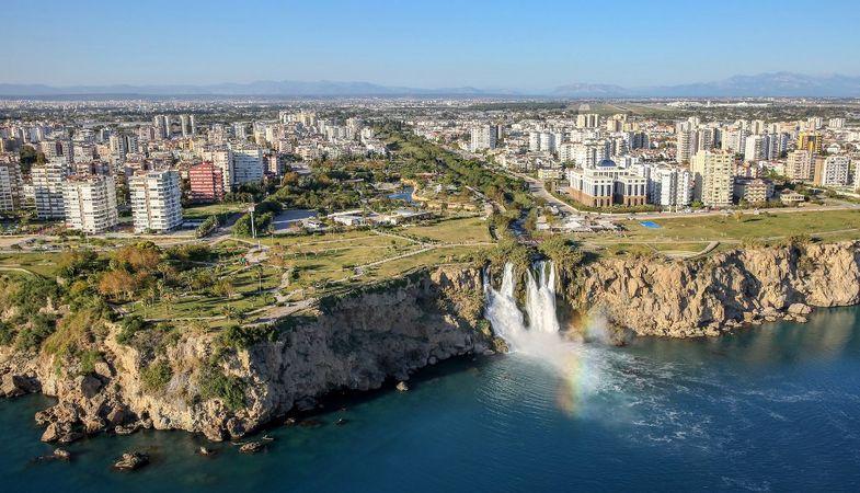 'Antalya inşaat sektörü 2018'den daha umutlu'
