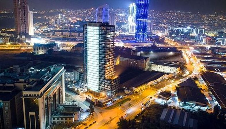Ater Tower projesi İzmir'e modern ofis konseptini getiriyor