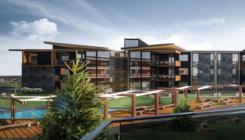 Bahçe Meram fiyatları 480 bin TL'den başlıyor