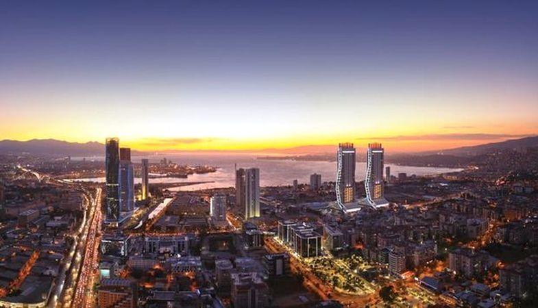 Biva Tower Türkiye'nin en yükseği olmaya hazırlanıyor