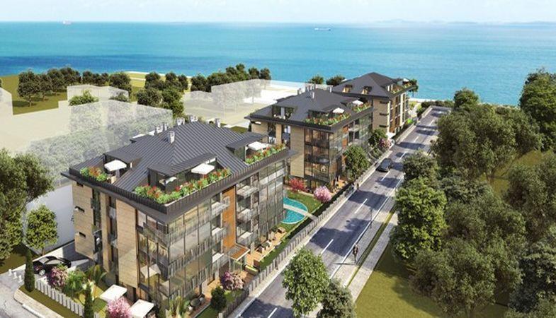 Delta Yalı Yeşilköy projesi ile bölgede seçkin bir yaşam alanı doğuyor