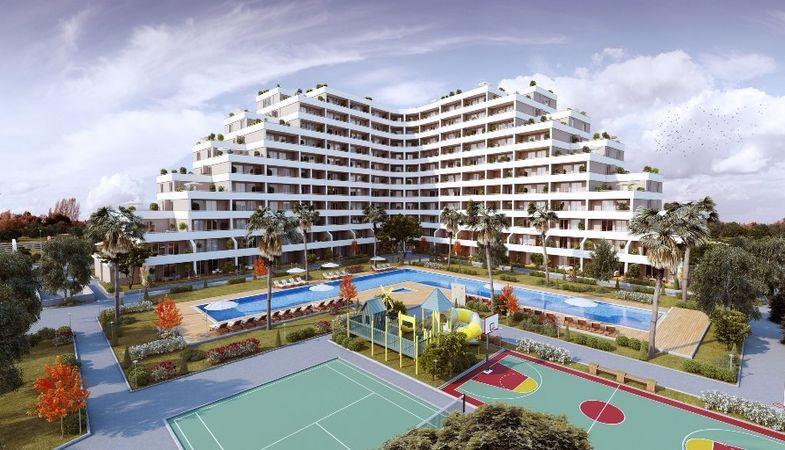Dream Garden konutları 200 bin TL'den satışa çıkıyor