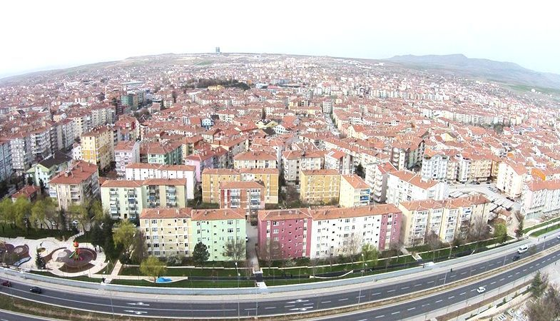 Kırşehir'de Banka Evleri kentsel dönüşüme girecek