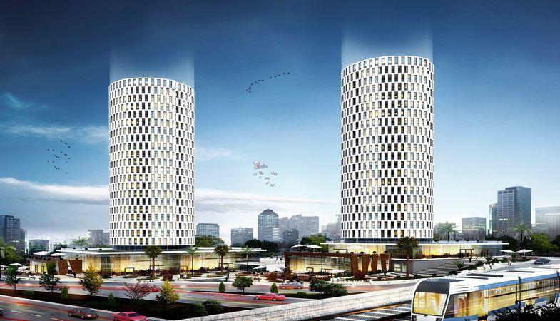 Lotus Towers fiyatları 700 bin TL'den başlıyor