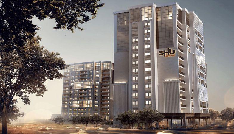 Shu Altınşehir projesi modern mimari yapısıyla dikkat çekiyor