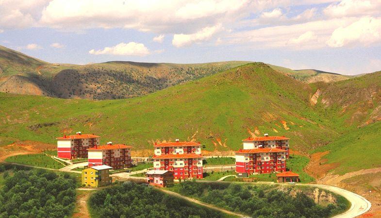 TOKİ Malatya Arapgir 3. etapta 161 konut yapılacak