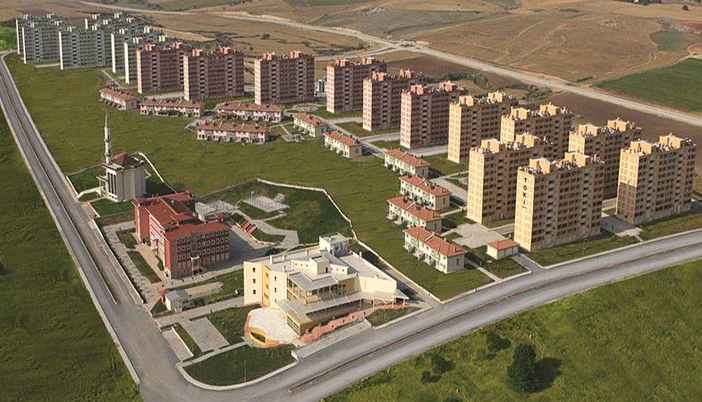 TOKİ yeni yılda Adana'da 427 konutunu satışa sunacak