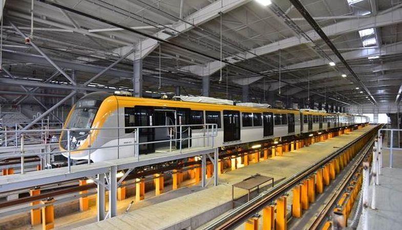 Türkiye'nin ilk sürücüsüz metro hattı bugün açılıyor