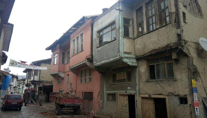 Zile'de 3 bin 600 tarihi evde restorasyon yapılacak