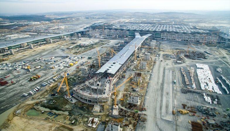 3. Havalimanı'ndaki dolgu alana onay çıktı