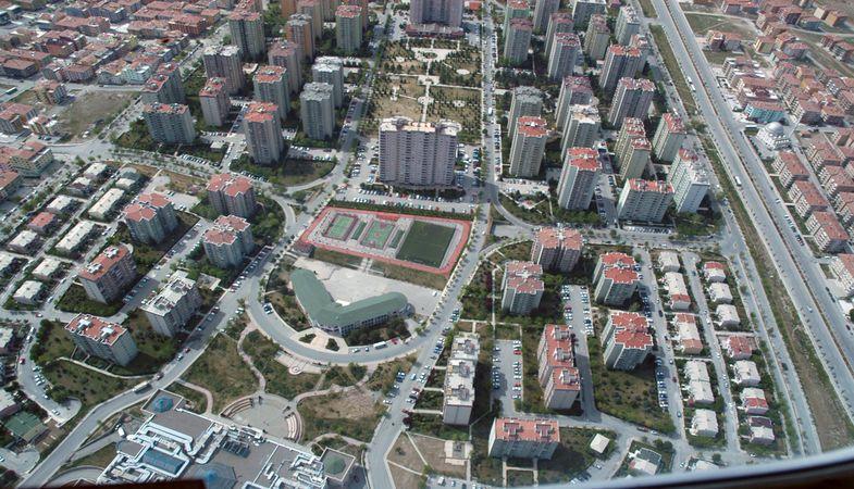 Ankara Etimesgut'ta yeni imar değişikliği yapıldı