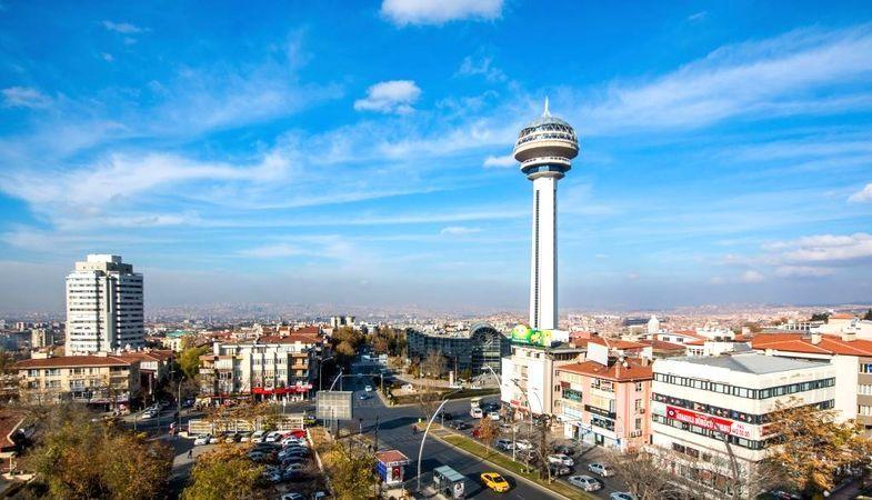 Ankara Yenimahalle'de yeni imar değişikliği