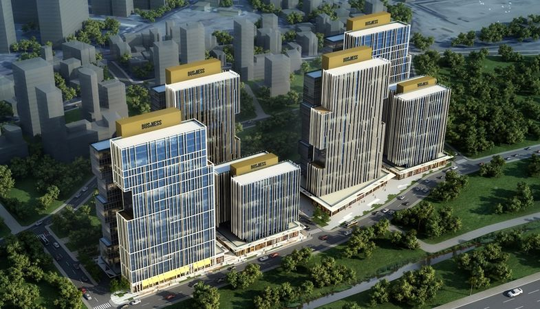 Business İstanbul'un 2. etabı 2018'de başlayacak