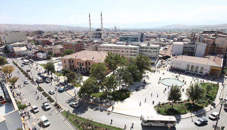 Elazığ'da 11.8 milyon TL'lik arsa satılacak