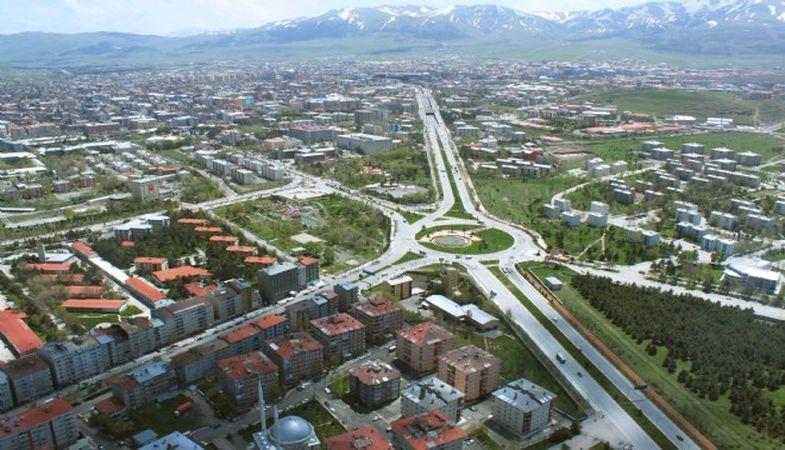 Erzurum'da 37 arsa 145 milyon TL bedelle satılacak