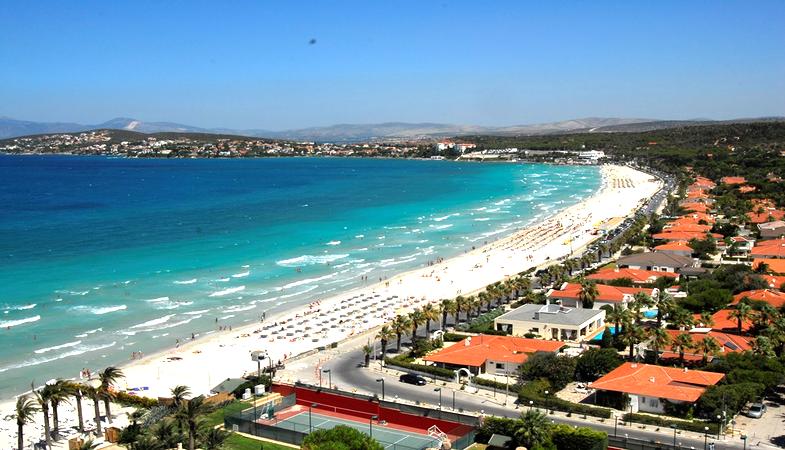 İzmir Defterdarlığı Çeşme'de 3.1 milyon TL'lik arsa satacak