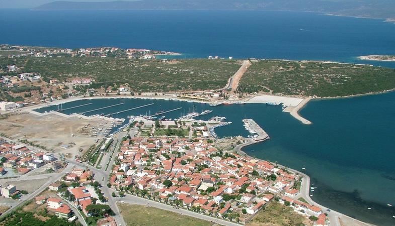 İzmir Seferihisar'da 4.5 milyon TL'ye arsa satılacak