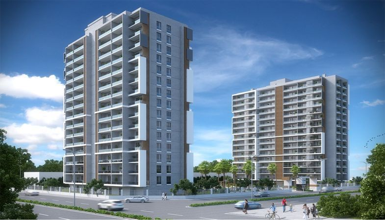 Mavişehir Modern 4 projesi 325 bin TL'den başlıyor