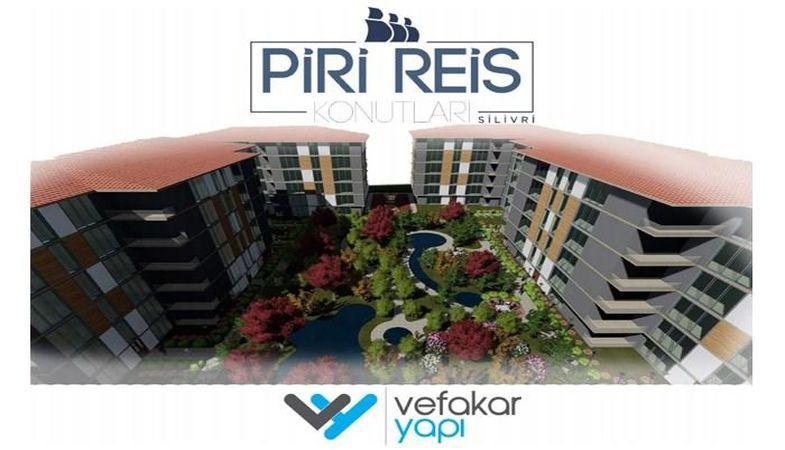 Piri Reis Konutları 243 bin TL'den satışa çıkıyor