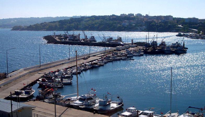 Sinop Limanı sit alanı kararı çıktı