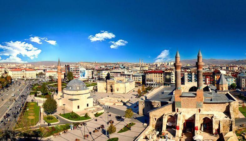 Sivas'ta yeni riskli alanlar ilan edildi