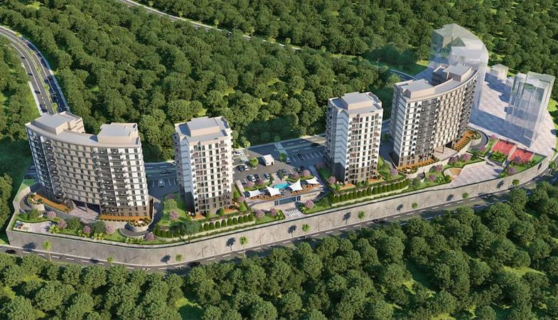 Sky Bahçeşehir'de yüzde 35 peşinatla konut fırsatı