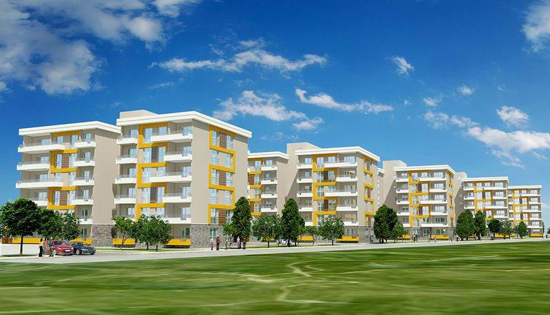 TOKİ Adana'da 99 bin TL'ye ev sahibi yapıyor