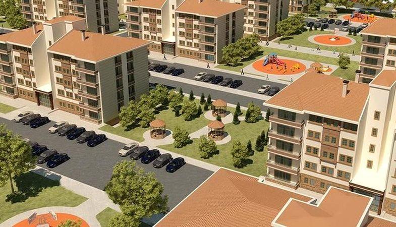 TOKİ Kayseri'de 709 konutluk yaşam alanı inşa edecek