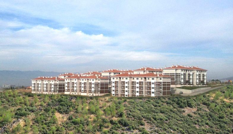 TOKİ, Kırşehir'de 104 bin TL'ye konut sahibi yapıyor