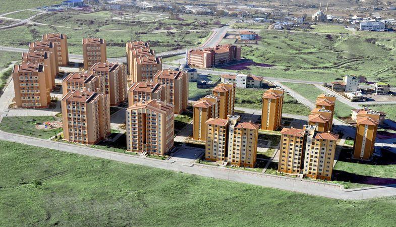 TOKİ'den Nevşehir Merkez'de bin 410 konutluk proje