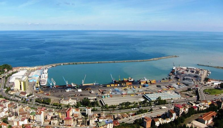 Trabzon Limanı'na 614 milyon TL talep geldi
