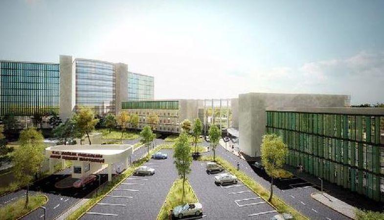 Yeni Aksu Devlet hastanesi Ocak'ta ihaleye çıkıyor